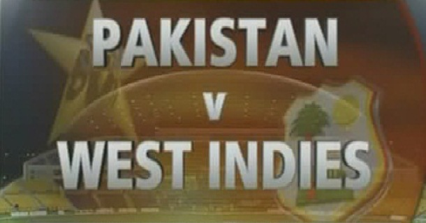 Pakistan vs West Indies Tour