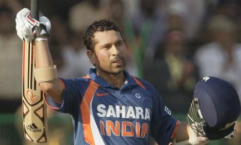 Tendulkar Named Wisden Cricketer of Year