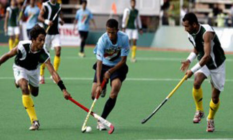 pakistan beat india in Azlan Shah cup 12 May,2011